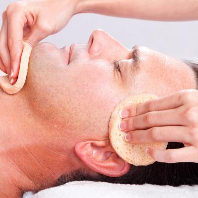 Почистване на лице