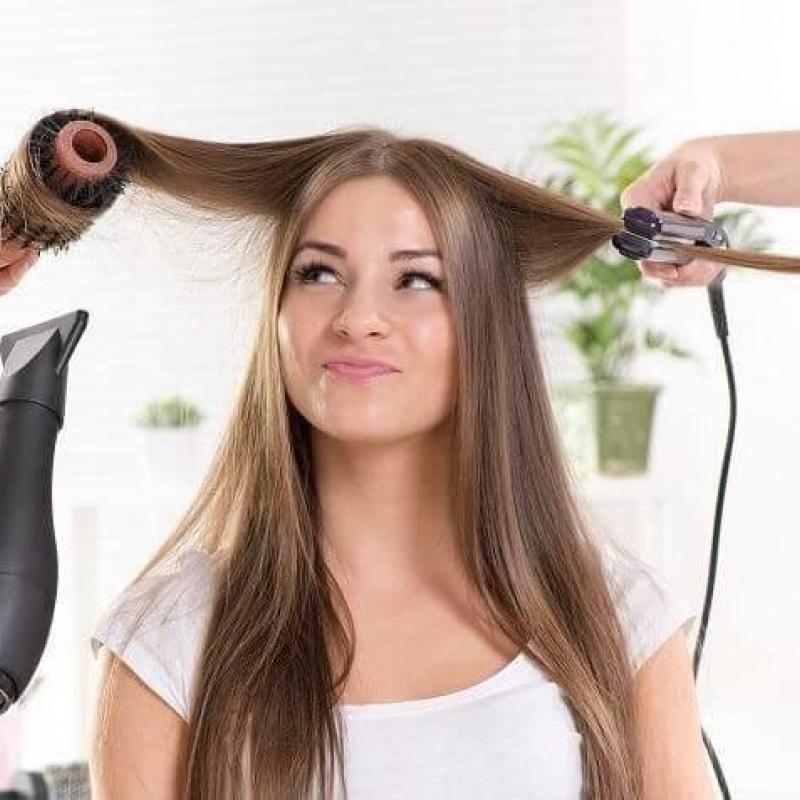 Цялостен курс по фризьорство
