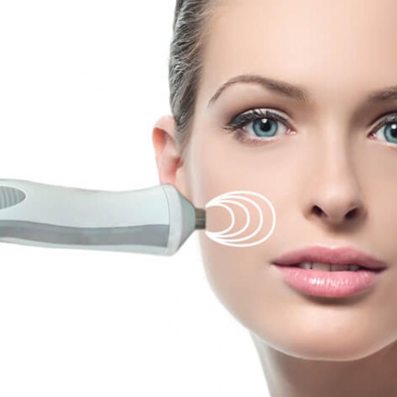 Курс - Радиочестотен лифтинг на лице, шия и деколте